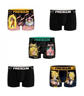 Pack of 5 men's Dragon Ball Z Boxers