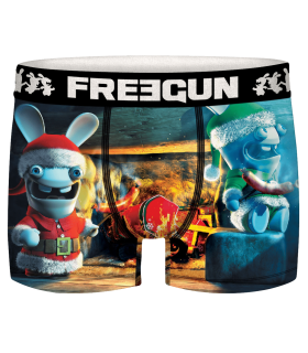 Pack of 3 boy's Raving Rabbids Boxers