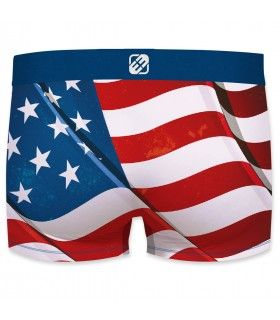 Boxer homme Nation USA