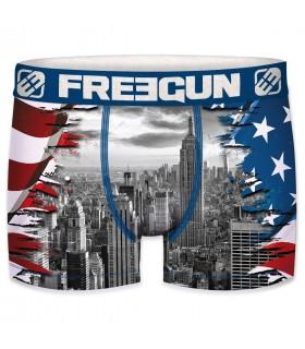 Boxer Freegun homme Nation USA