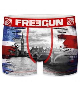 Boxer Freegun homme Nation Angleterre