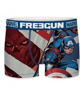 Boxer garçon Marvel Captain America