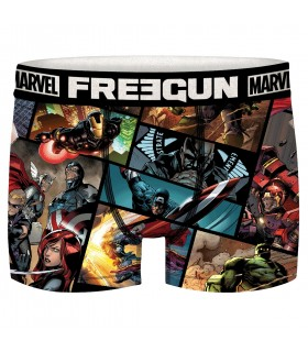 Lot de 4 Boxers homme Marvel