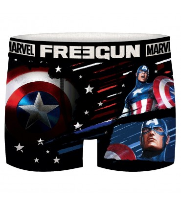 Lot de 3 Boxers garçon Marvel