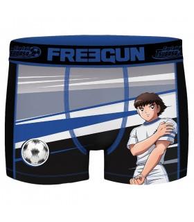 Boxer Freegun garçon Captain Tsubasa