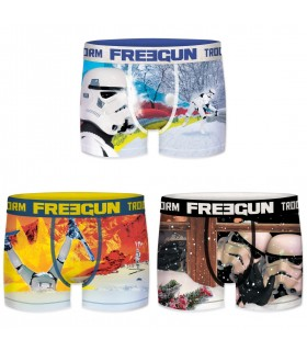 Lot de 3 Boxers garçon Stormtrooper Winter