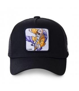 Casquette trucker Capslab Dragon Ball Z Noir