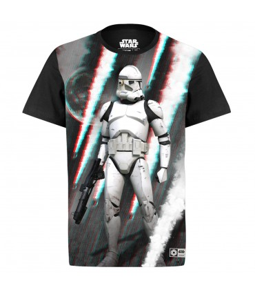 T-shirt Homme Star Wars Stormtrooper 3D