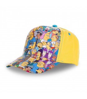 Casquette Baseball Boyz People Simpsons