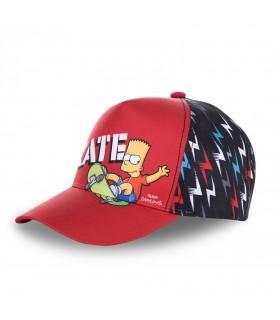 Casquette Baseball Garçon Skate Simpsons