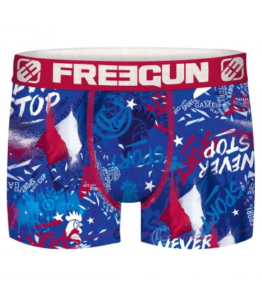 Lot de 5 Boxers homme Nations