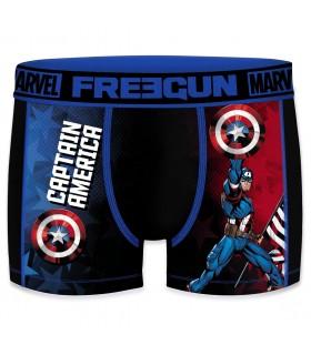 Boxer homme Marvel Aktiv Captain America