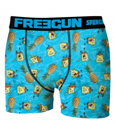 Pack of 6 boy's Spongebob Boxers