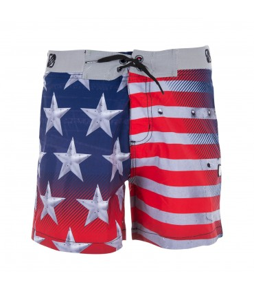 Boardshort Court Freegun Garçon Us