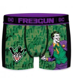Boxer Freegun homme Aktiv DC Comics Joker Mesh 2 cote