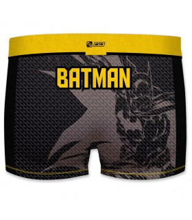 Boxer homme Aktiv DC Comics Batman Mesh 2 cote
