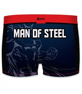 Boxer homme Aktiv DC Comics Superman Mesh 2 cote