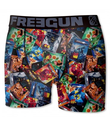 Lot De 5 Boxers Homme FREEGUN P33