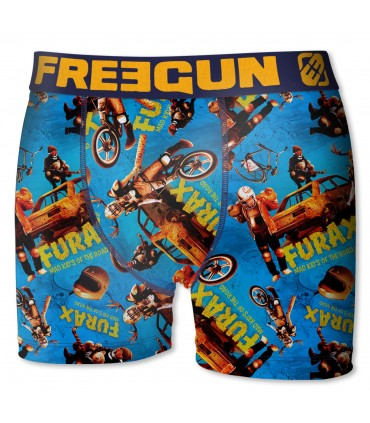 Freegun, Lot De 5 Boxers Boyz