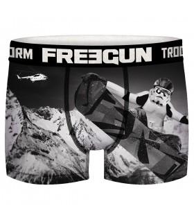 Boxer Freegun homme Stormtrooper Snowboard
