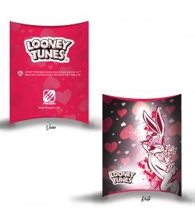 Boxer Freegun homme Looney Tunes St Valentin