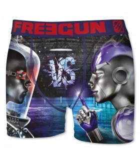 Boxer Freegun homme Premium Robot