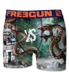 Boxer Garçon Premium Snake FREEGUN