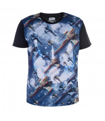 T-shirt Garçon Freegun Star Wars 3d