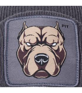 Bonnet Freegun homme avec patch tissé Pit Bull