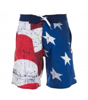 Boardshort Garçon Flag US FREEGUN