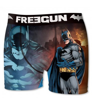 Boxer homme dc comics freegun multicolore