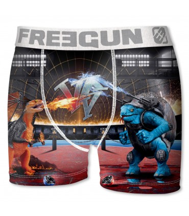 Lot De 5 Boxers Homme P35 FREEGUN