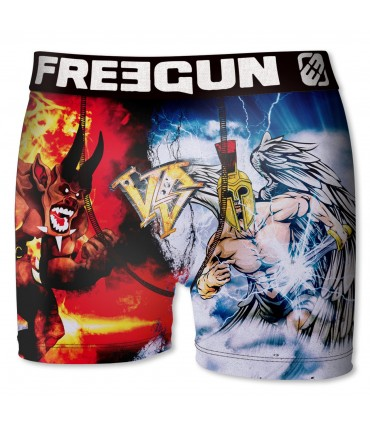 Lot De 5 Boxers Garçon P35 FREEGUN