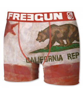 Boxer Homme Californie FREEGUN