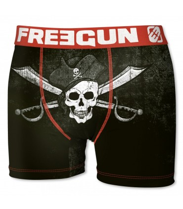 Boxer Homme Pirate FREEGUN