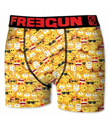 Lot De 5 Boxers Garçon P47 FREEGUN