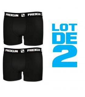 Lot De 2 Boxers Homme Coton Icen