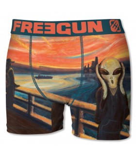 Boxer Garçon Scream FREEGUN