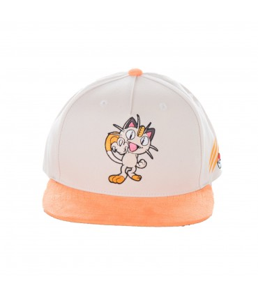 Casquette Baseball Enfant POKEMON Miaouss FREEGUN