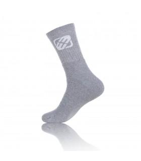 Lot de 12 paires de chaussettes Feegun homme Grises