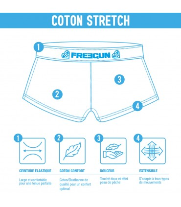 Surprise Package of 3 girl's cotton Boxers