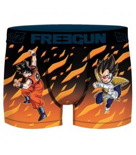 Boxer Freegun homme Dragon Ball Z Ora