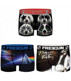 Lot de 3 Boxers homme Illyminaty
