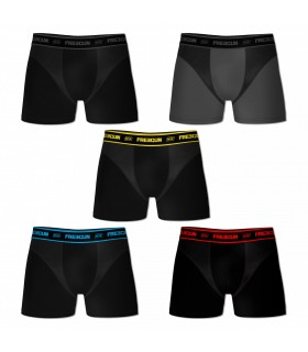 Lot De 5 Boxers Freegun Aktiv