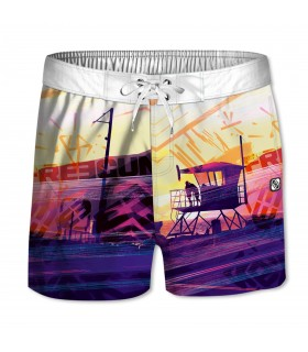 Boardshort Homme Court Freegun