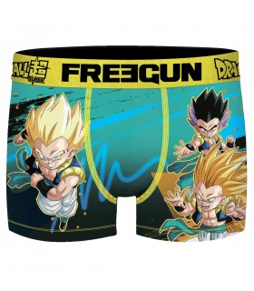 Lot de 3 Boxers Freegun homme Dragon Ball Super