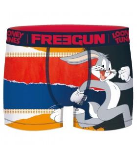 Lot de 3 Boxers Freegun homme Looney Tunes