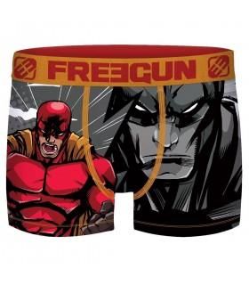 Boxer Freegun garçon Geek Comics Heroes