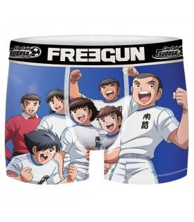 Boxer Freegun garçon Captain Tsubasa Team