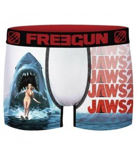 Boxer Freegun homme Universal Jaws